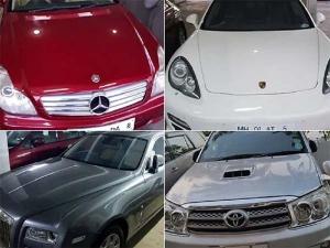 नीरव मोदी की मर्सिडीज, पोर्शे जैसी महँगी कारें 18 अप्रैल को हो रही नीलाम