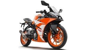 KTM की नई बाइक RC 125 को तस्वीरें हुई लीक, जानिये कौन से फीचर्स होंगे नए