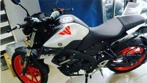 Yamaha MT-15 को दिया KTM बाइक जैस लुक, देखे तस्वीरें