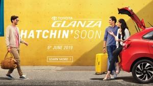 टोयोटा ग्लैंजा का नया वीडियो टीजर आया, 6 जून को होगी लॉन्च