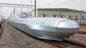 जापान ने दुनिया की सबसे फास्ट बुलेट ट्रेन का ट्रायल किया शुरु, जानिये भारत में कब होगी शुरु