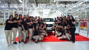 एमजी हेक्टर एसयूवी को 15 मई को किया जाएगा पेश, उत्पादन गुजरात में हुआ शुरू