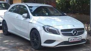इंश्योरेंस के पैसे के लिए दिल्ली के बिजनेसमैन ने चुराई अपनी ही मर्सिडीज कार, जानिए पूरा मामला