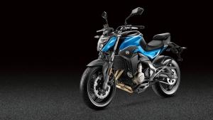 सीएफ मोटो मोटरसाइकिल की बुकिंग शुरू, 2.29 लाख रुपये है शुरूआती कीमत