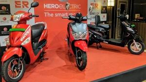 हीरो डैश इलेक्ट्रिक स्कूटर भारत में हुआ लॉन्च, कीमत 62,000 रुपयें