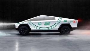 दुबई पुलिस के खेमे में शामिल होगी टेस्ला साइबर ट्रक, 2020 में की जाएगी डिलीवर