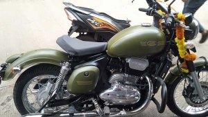 जावा 42 को ऐसा किया मॉडिफाई, सिर्फ 1000 रुपये में मिला पेराक का लुक