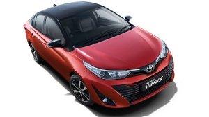 टोयोटा यारिस बीएस-6 जल्द हो सकती है लाॅन्च, 8.76 लाख रुपये होगी शुरुआती कीमत