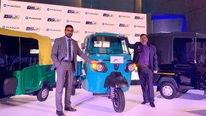 पियाजियो ने भारत में बीएस6 वाहनों कि श्रृंखला के साथ 'पॉवर मैक्स' इंजन को किया लाॅन्च