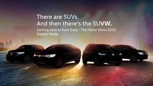 फॉक्सवैगन ऑटो एक्सपो 2020 में पेश करेगी 4 नई एसयूवी, जानिये लिस्ट में कौन है शामिल