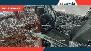 महिंद्रा एक्सयूवी500 बीएस6 दोबारा दिखी, सामने आई सीटिंग और इंटीरियर की तस्वीरें