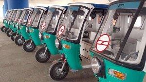 ईटीओ मोटर्स दिल्ली के चार मेट्रो स्टेशन पर शुरू करेगी ई-रिक्शा सर्विस