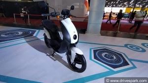 महिंद्रा ई-लुडीक्स इलेक्ट्रिक स्कूटर ऑटो एक्सपो 2020 में हुई पेश, जानिए क्या हैं फीचर्स