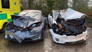 टेस्ला कार के ऑटो पायलट फीचर ने बचाई 8 लोगों की जान, महिला ने ट्वीट कर कहा एलोन मस्क को शुक्रिया