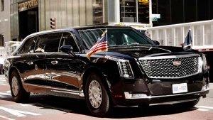 भारत दौरे में 'द बीस्ट' से अमेरिकी राष्ट्रपति डोनाल्ड ट्रंप करेंगे सफर, जानिए इस कार की खासियतें