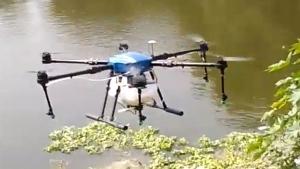 कोरोना से डिसइंफेक्ट करने के लिए शहरों में ड्रोन का किया जा रहा उपयोग, जाने
