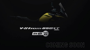 सुजुकी ने वी-स्टॉर्म 650 एक्सटी का टीजर आधिकारिक वेबसाइट पर किया जारी, जल्द होगी भारत में लॉन्च