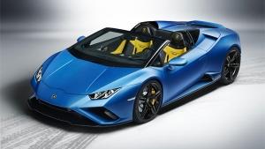Lamborghini Huracan EVO RWD Spyder Launch: लेम्बोर्गिनी हुराकन ईवो आरडब्ल्यूडी स्पाईडर हुई लॉन्च