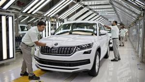 Skoda Auto VW Restarts Production: स्कोडा ऑटो फॉक्सवैगन ने औरंगाबाद प्लांट में शुरू किया उत्पादन