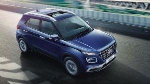 Hyundai Venue 1.0-Litre Turbo Variant Sales Highest:हुंडई वेन्यू का टर्बो-पेट्रोल मॉडल सबसे लोकप्रिय