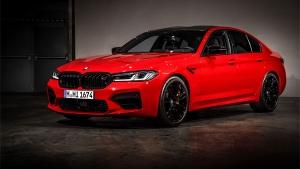 2021 BMW M5 Unveiled: बीएमडब्ल्यू ने अपनी परफॉर्मेंस सेडान 2021 एम5 का किया खुलासा