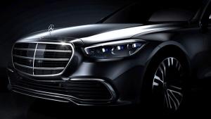 2021 Mercedes-Benz S-Class Teaser: मर्सिडीज-बेंज एस-क्लास इस साल सितंबर में होगी लॉन्च