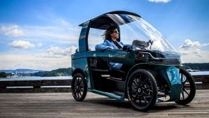 CityQ Unveiled 4-Wheeled e-Cycle: चार पहियों वाली इलेक्ट्रिक साइकिल हुई लाॅन्च, रेंज है 100 किलोमीटर