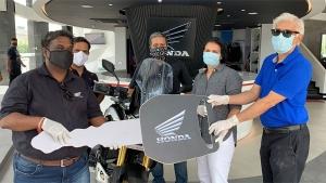 2020 Honda Africa Twin Deliveries In India: होंडा अफ्रीका ट्विन एडवेंचर की डिलीवरी हुई शुरू