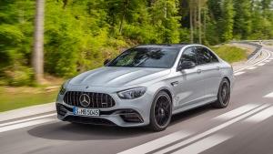 New Mercedes AMG E63 S Revealed: न्यू मर्सिडीज एएमजी ई63 एस हुई पेश, होगी परफॉर्मेंस सेडान