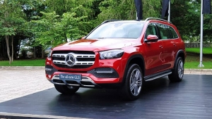 2020 Mercedes-Benz GLS Sold Out: नई मर्सिडीज-बेंज जीएलएस जून तक के लिए पूरी बिकी