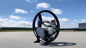 World's Fastest Electric Monowheel: छात्रों ने बनाया सबसे तेज इलेक्ट्रिक मोनोव्हील, देखें वीडियो