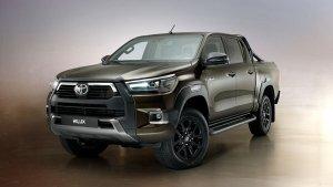 2021 Toyota Hilux Facelift Unveiled: टोयोटा के हीलक्स फेसलिफ्ट पिकअप ट्रक का हुआ खुलासा