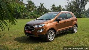 Ford EcoSport Completes 7 Year In India: फोर्ड ईकोस्पोर्ट ने भारत में पूरे किए 7 साल