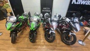Kawasaki Ninja 650 Reaches Dealership: कावासाकी निंजा 650 बीएस6 पहुंची डीलरशिप, इतने में करे बुकिंग