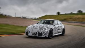 BMW M3 Pre-Production Model Video: बीएमडब्ल्यू एम3 के प्री-प्रोडक्शन मॉडल का वीडियो हुआ जारी
