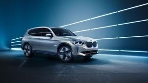 BMW iX3 Electric SUV To Be Unveiled: बीएमडब्ल्यू आईएक्स3 इलेक्ट्रिक एसयूवी 14 जुलाई को होगी पेश