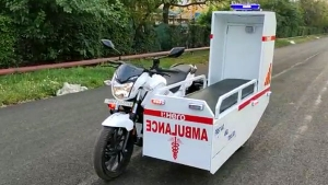 Hero Donates Bike Ambulances: हीरो ने अलवर जिला प्रशासन को दो बाइक एम्बुलेंस सौंपा, जानें