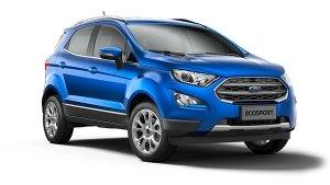 Ford EcoSport Titanium AT Launch: फोर्ड इकोस्पोर्ट टाइटेनियम ऑटोमेटिक वैरिएंट लॉन्च, जानें कीमत