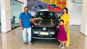 Volkswagen T-Roc Deliveries Begins: फॉक्सवैगन टी-रॉक की डिलीवरी हुई शुरु, जानें क्या हैं फीचर्स