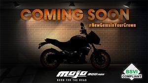 Mahindra Mojo BS6 Teaser: महिंद्रा मोजो बीएस6 का टीजर हुआ जारी, जल्द होगी लॉन्च