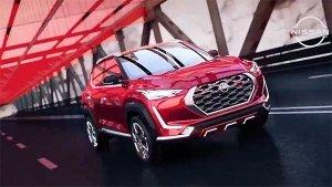 New Nissan Magnite Spotted: निसान मैग्नाईट प्रोडक्शन रेडी मॉडल टेस्टिंग के दौरान आई नजर