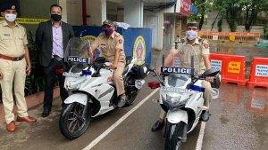 Mumbai Police Gets 10 Suzuki Gixxer: मुंबई पुलिस के बेड़े में शामिल हुईं 10 सुजुकी जिक्सर एसएफ 250