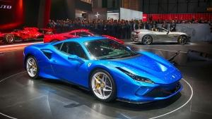 Ferrari F8 Tributo Launched: फरारी एफ8 ट्रिब्यूटो भारत में हुई लॉन्च, कीमत 4.02 करोड़ रुपये