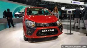 New Maruti Suzuki Celerio Spied Testing: नई मारुति सेलेरियो टेस्टिंग के दौरान दिखी, जल्द होगी लाॅन्च
