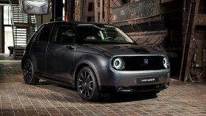 Honda's First Electric Car: होंडा की पहली इलेक्ट्रिक कार होगी छोटी 'होंडा ई'