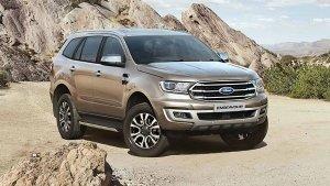 Ford Endeavour BS6 Price Hiked: फोर्ड एंडेवर बीएस6 की कीमत में हुआ इजाफा, जानें कितनी हुई महंगी