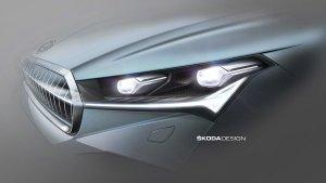 Skoda Enyaq iV Official Teaser: स्कोडा ने जारी किया इनयाक इलेक्ट्रिक एसयूवी का टीजर