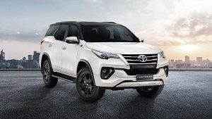 Toyota Fortuner TRD Limited Edition Launched: टोयोटा फॉर्च्यूनर टीआरडी लिमिटेड एडिशन हुई लॉन्च