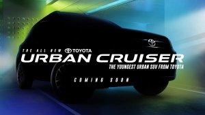 Toyota Urban Cruiser Official Teaser: टोयोटा अर्बन क्रूजर का आधिकारिक टीजर जारी, जल्द होगी लॉन्च