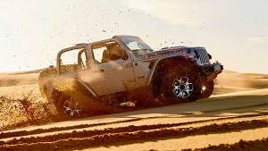 Jeep Wrangler Hybrid: जीप रैंगलर हाइब्रिड वर्जन जल्द होगी लाॅन्च, जानें क्या होंगे फीचर्स